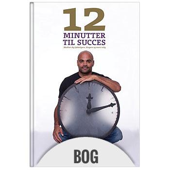 12 Minutter til Succes, meditations bog på Henning Daverne