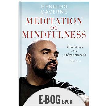 Meditation og Mindfulness meditations e-bog på Henning Daverne