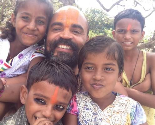 Indien Meditationsuddannelse med Henning Daverne